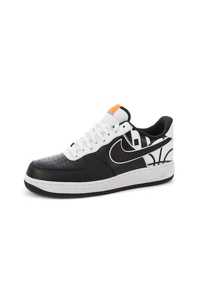 Nike Air Force 1 '07 LV8 Black/White/Orange