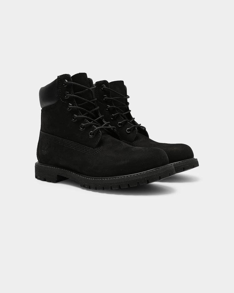Timberland Womens Boots Black