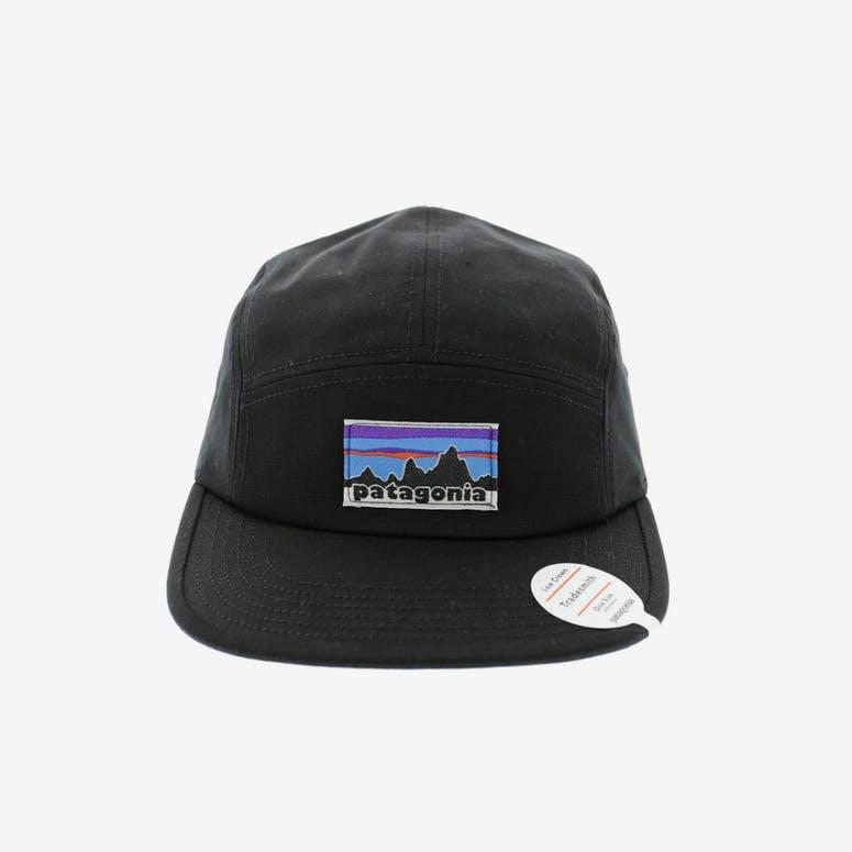 bada40b06c4 Patagonia Retro Fitz Roy Tradesmith Cap Black – Culture Kings