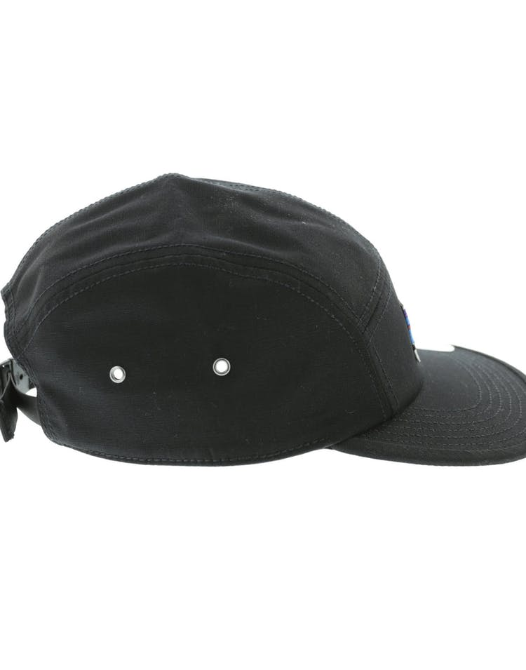 5faf181cabe50 Patagonia Retro Fitz Roy Tradesmith Cap Black – Culture Kings