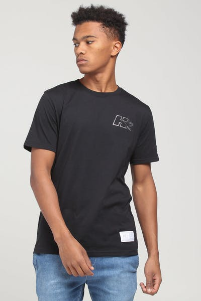 HUF X Starter Lock Up SS Tee Black