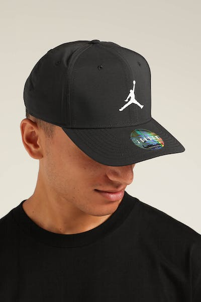 524e84c6594b Jordan Nike Classic 99 Fitted Black White