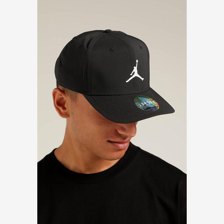 Jordan Nike Classic 99 Fitted Black White – Culture Kings 5c89d21cb4a
