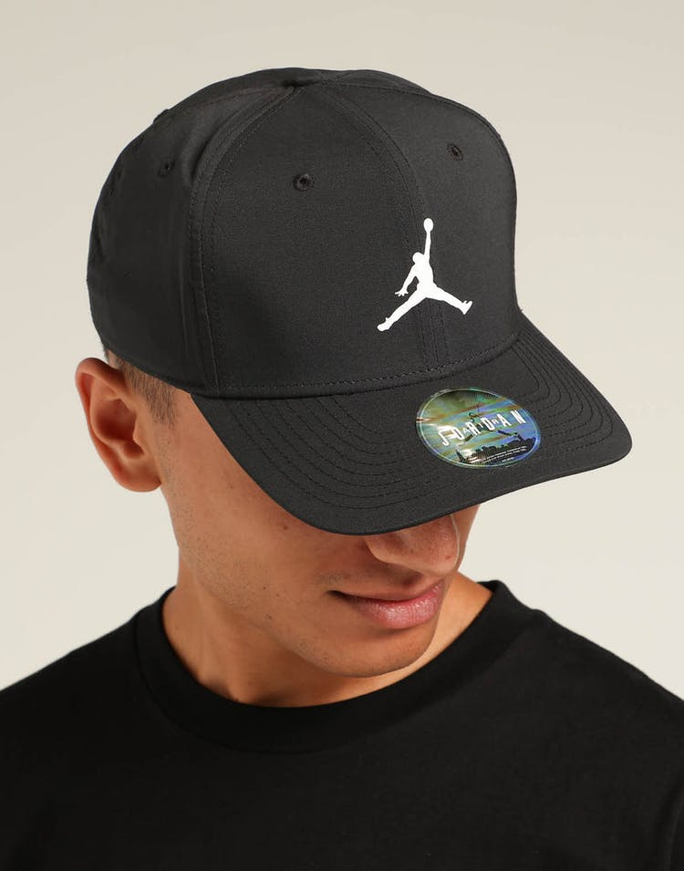 7be185d3a3121 Jordan Nike Classic 99 Fitted Black White – Culture Kings