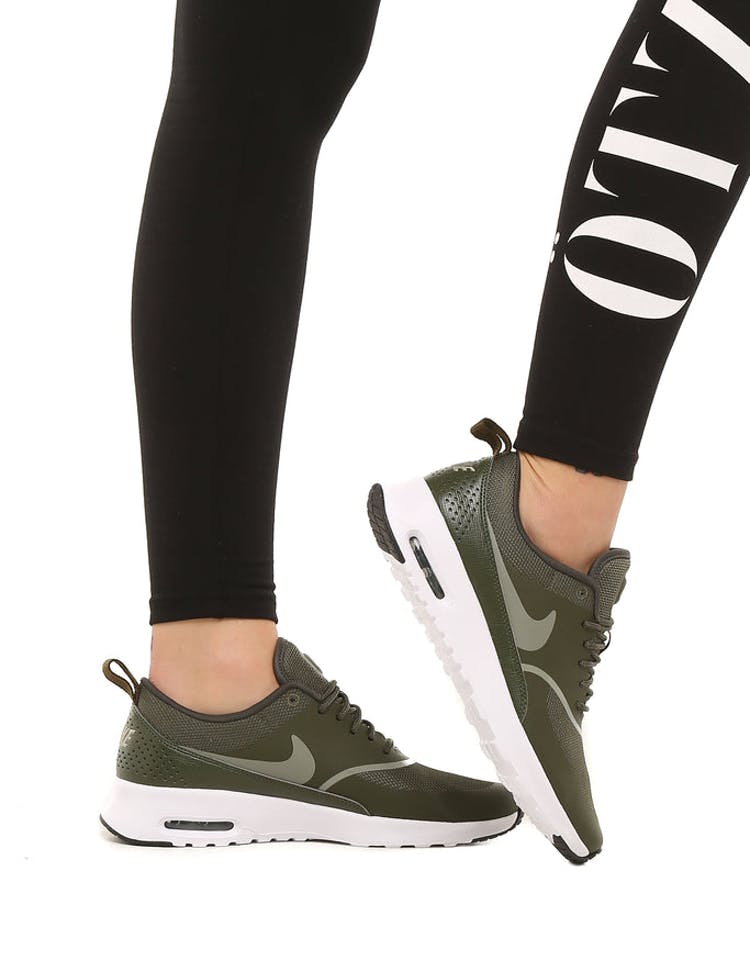 brand new cbfe1 75f6a Nike Women's Air Max Thea Khaki/White | 599409 310 – Culture Kings