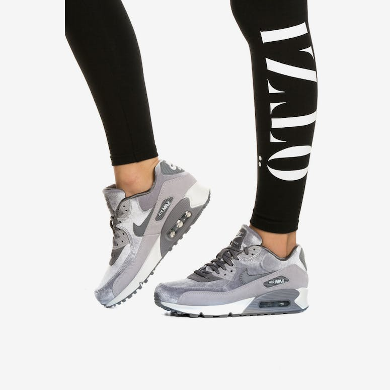 best service 939a9 c51b6 Nike Womens Air Max 90 LX GreyGreyWhite – Culture Kings