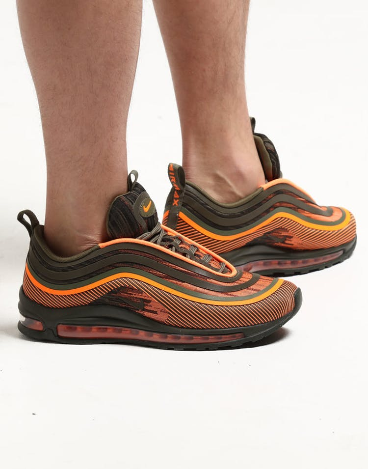 new style daafc 9ef18 Nike Air Max 97 UL '17 Orange/Olive