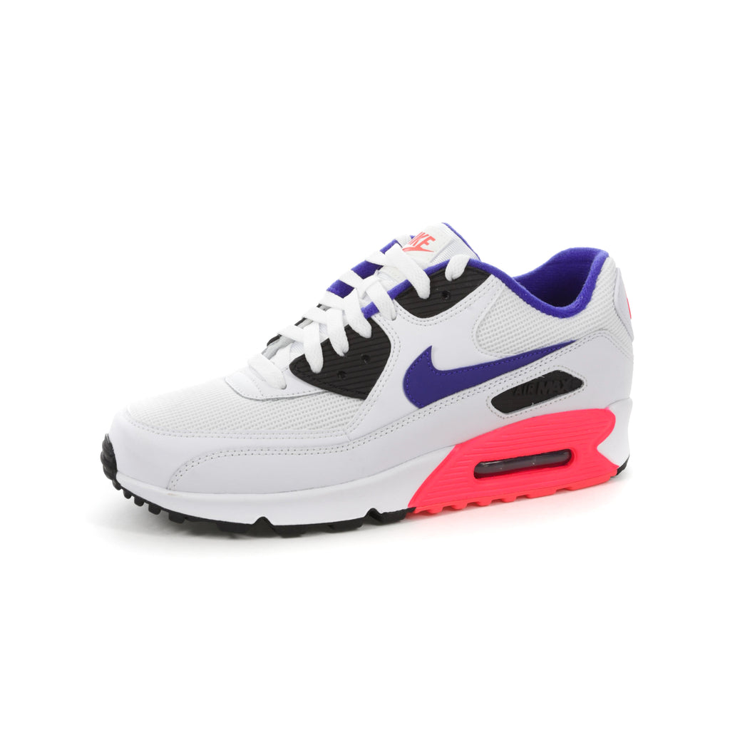 Shoes Kids Nike Air Max 90 LTR GS 833376 107 (White, Grey