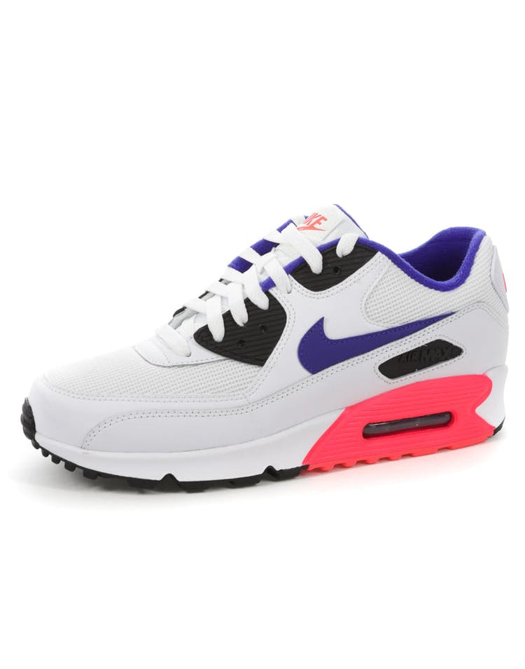 best service 99bd7 d5a29 Nike Air Max  90 Essential White Blue Pink   537384 136 – Culture Kings