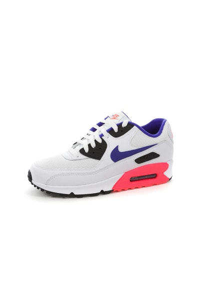 Nike Air Max '90 Essential White/Blue/Pink