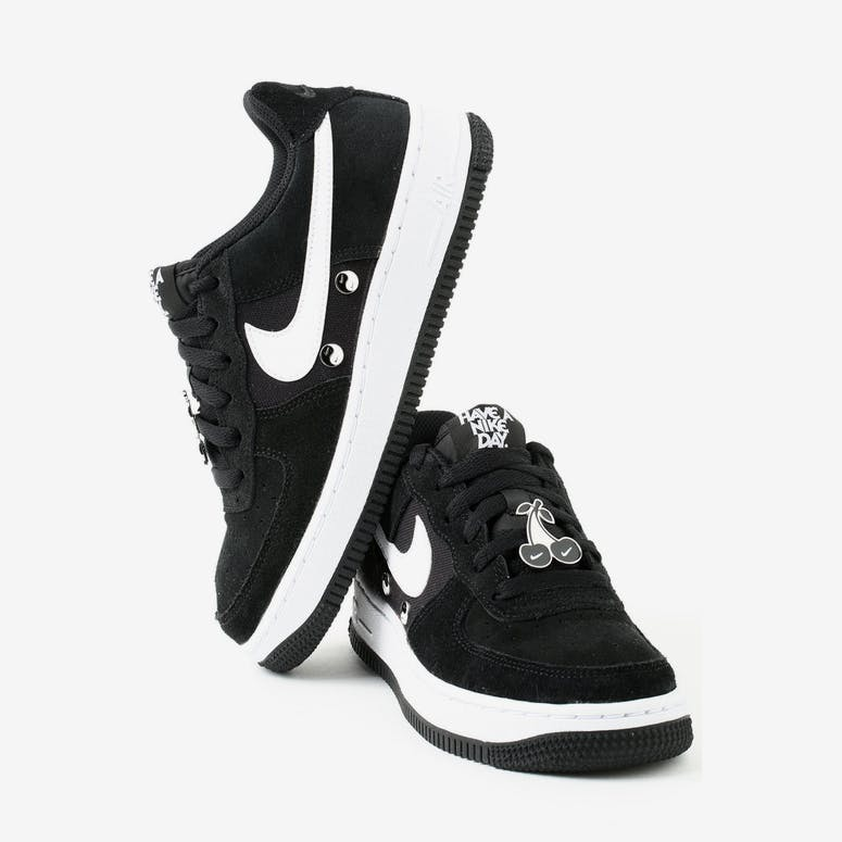 huge selection of 5d730 57822 Nike Air Force 1 LV8 NK DAY (GS) BlackWhite – Culture Kings