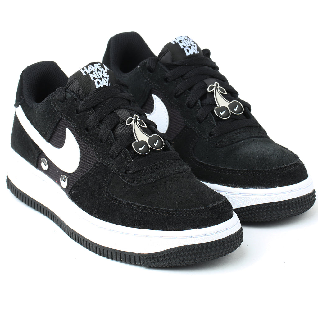 Nike Air Force 1 LV8 NK DAY (GS) BlackWhite