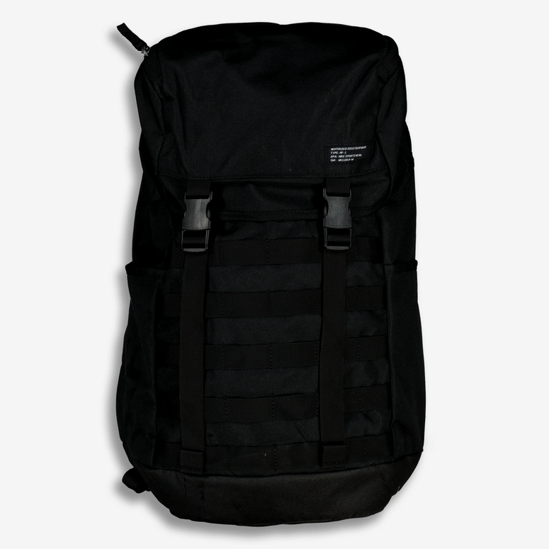 Nike Sportswear AF-1 Backpack Black/Black/Black