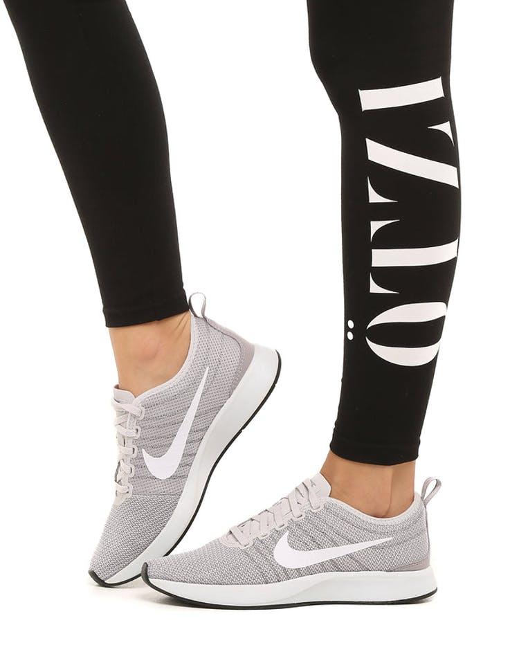 54cda159a93e Nike Women s Dualtone Racer White Grey Black