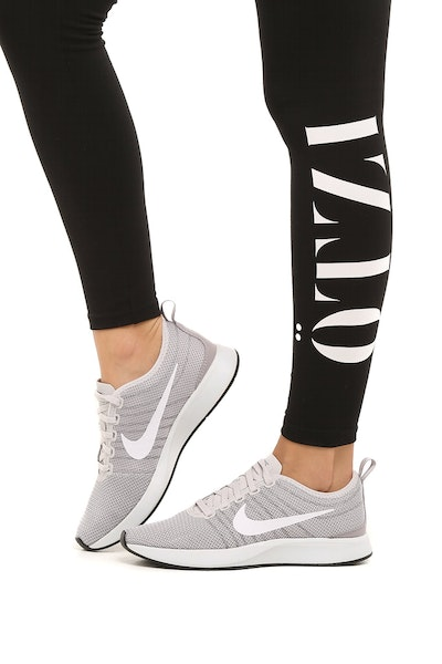 Nike Women's Dualtone Racer White/Grey/Black