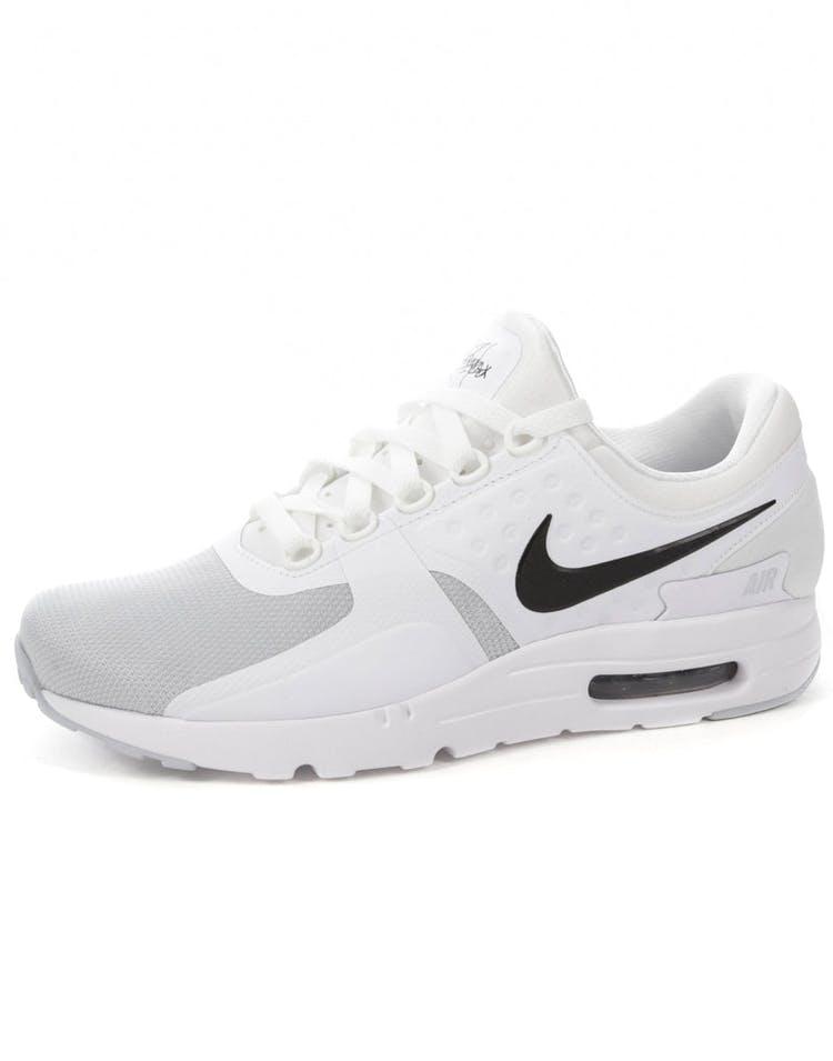 73b37a46ab Nike Air Max Zero Essential White/Grey/Black | 876070 105 – Culture Kings