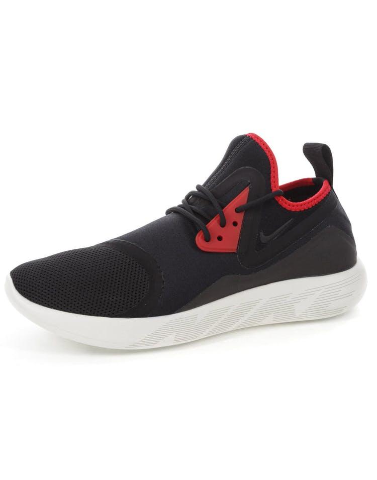 4e69a7c99df3 Nike Lunar Charge Essential Black Red White