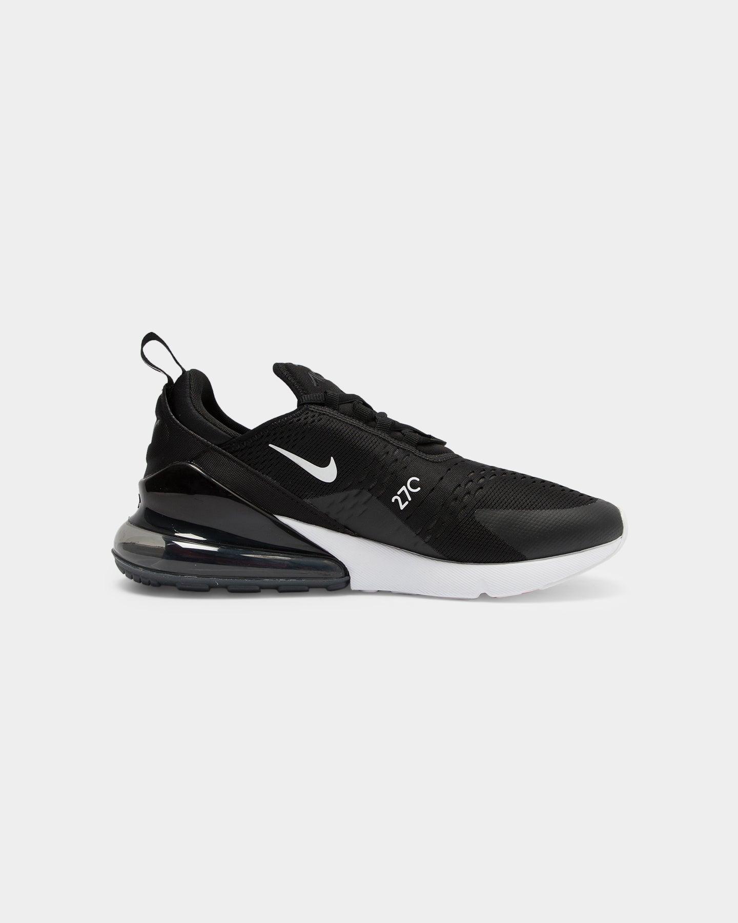 Nike Air Max 270 Black/White   Culture