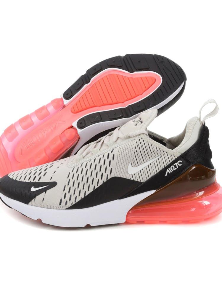 buy online c1cd1 b0c83 Nike Air Max 270 Black/Cream/Pink | AH8050 003 – Culture Kings