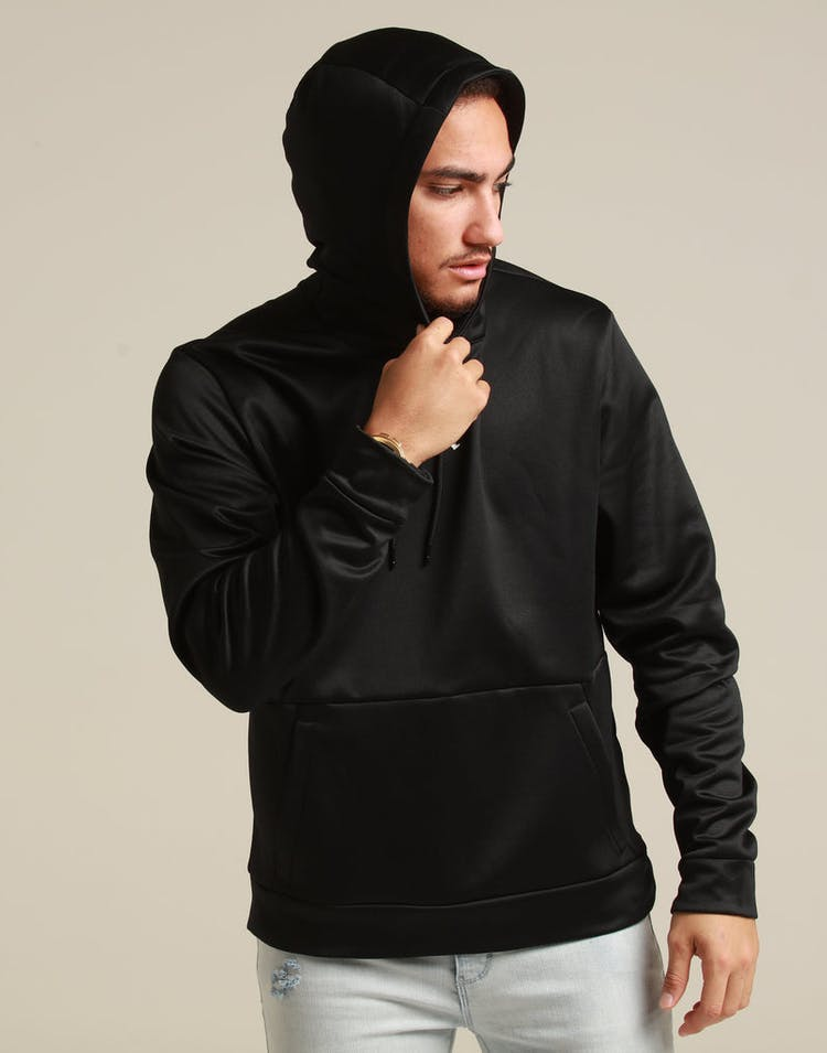 e83cad0114af0f Nike 23 Alpha Therma Po Hoodie Black White – Culture Kings