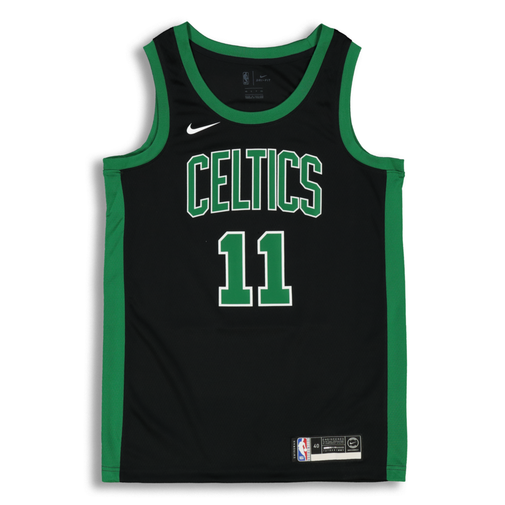 black and green celtics jersey