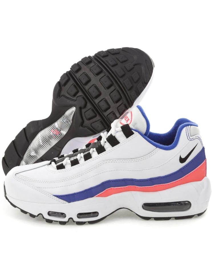 los angeles b41f2 aaecc Nike Air Max 95 Essential White/Blue/Pink | 749766 106 – Culture Kings