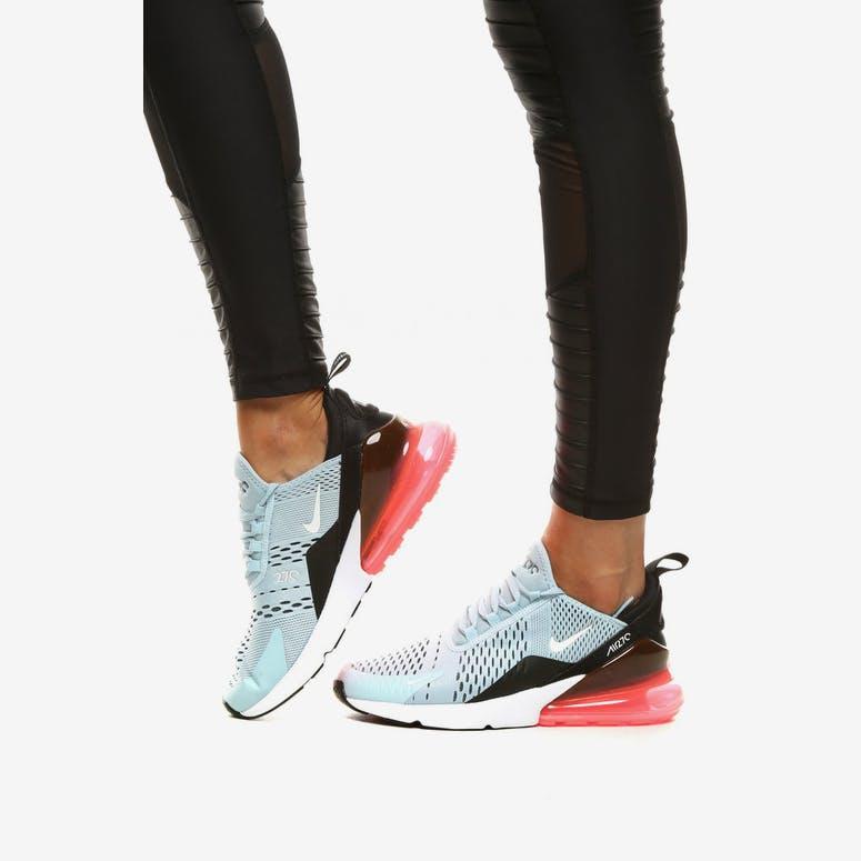 promo code 95524 09753 Nike Womens Air Max 270 BlueBlackPink  AH6789 400 – Culture