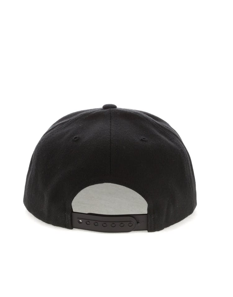 3bf157525b1cc1 Brixton Wheeler Snapback Black – Culture Kings
