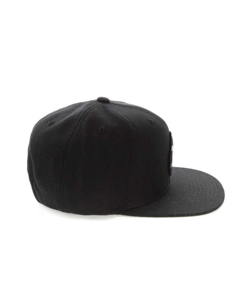 0dff81f2 Brixton Wheeler Snapback Black – Culture Kings