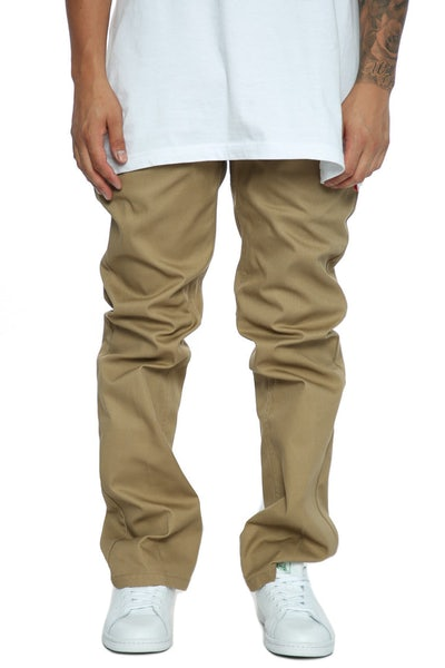 Brixton Fleet Rigid Chino Pant Khaki