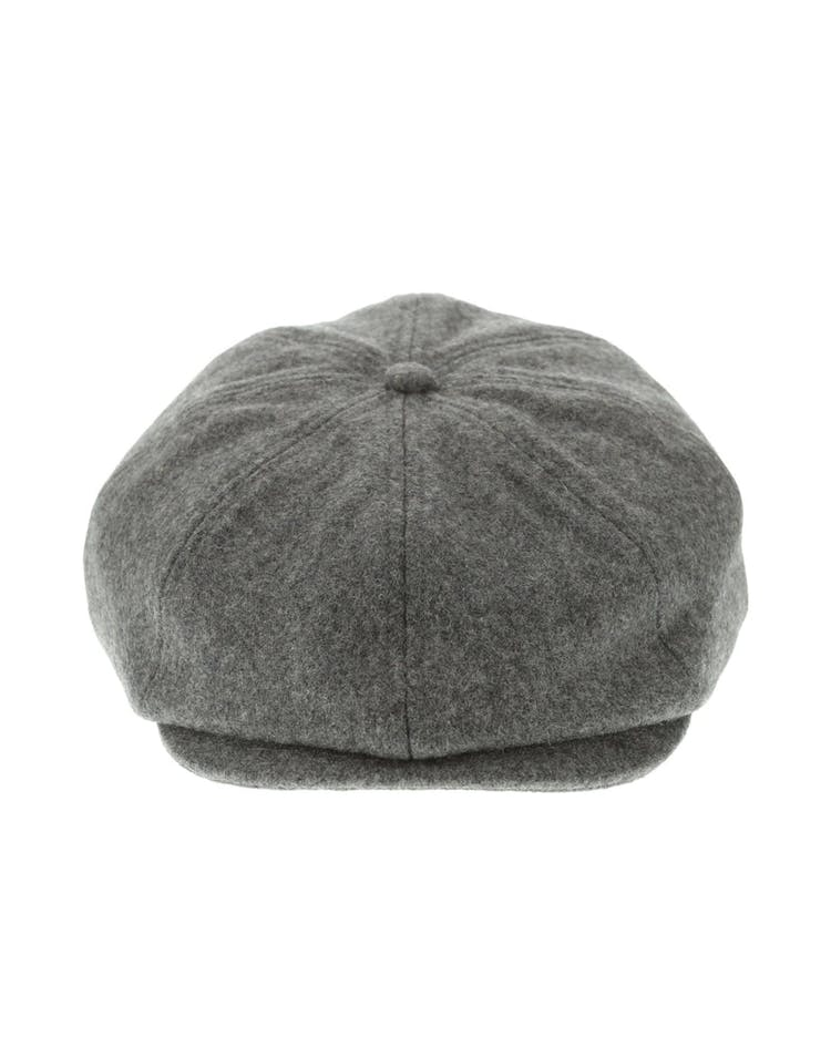492cbbb872d Brixton Brood Snap Cap Dark Grey – Culture Kings