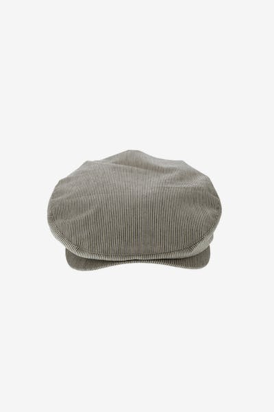 Brixton Barrel Snap Cap Grey Stripe