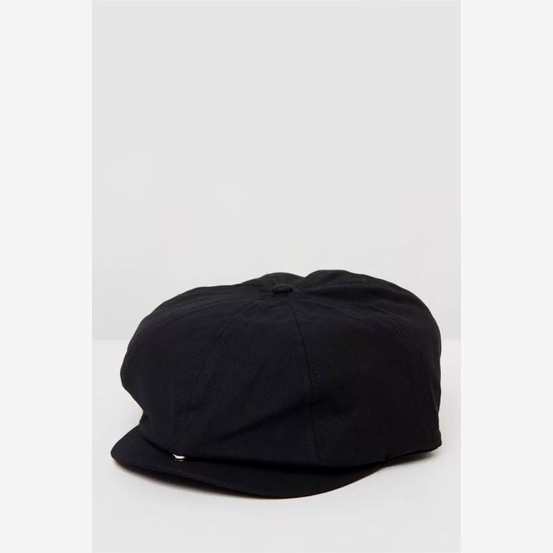 Brixton Brood Adjustable Snap Cap Black – Culture Kings 49e4748f669