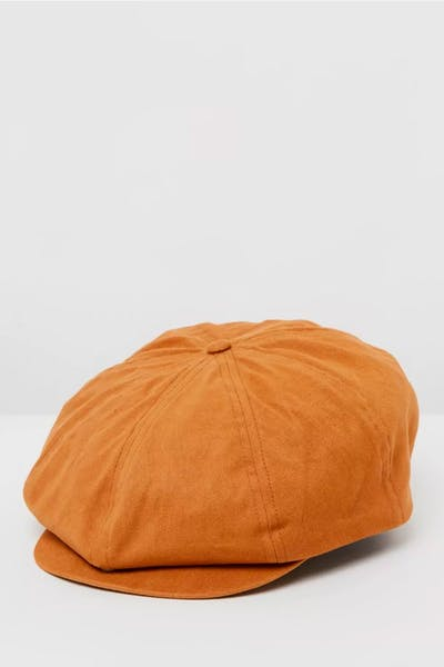 Brixton Brood Adjustable Snap Cap Copper