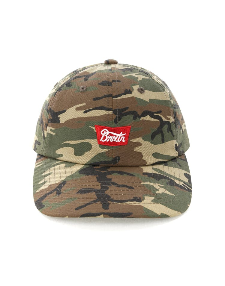4ab99697 Brixton Stith LP Cap Camo – Culture Kings