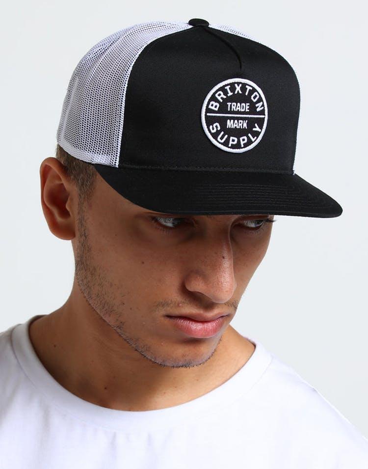 9148f2673904c Brixton Oath III Mesh Cap Black – Culture Kings