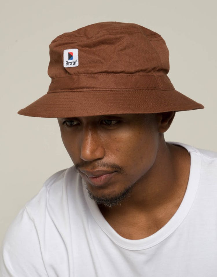 83dfb6d1 Brixton Stowell Bucket Hat Chestnut – Culture Kings