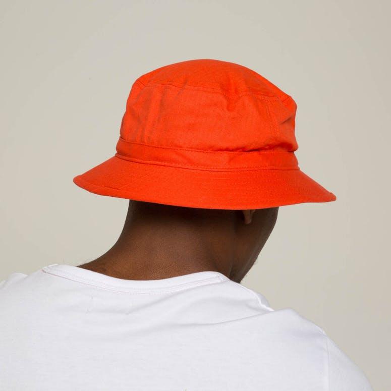ca70f67340e7ed Brixton Stowell Bucket Hat Orange