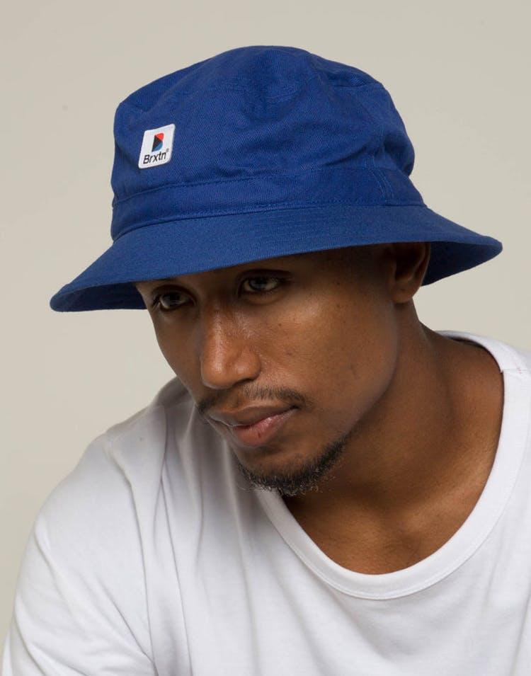 31b640803b76a Brixton Stowell Bucket Hat Royal – Culture Kings