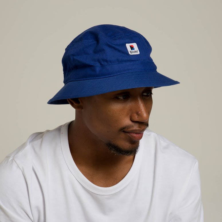 Brixton Stowell Bucket Hat Royal – Culture Kings 7530582d499