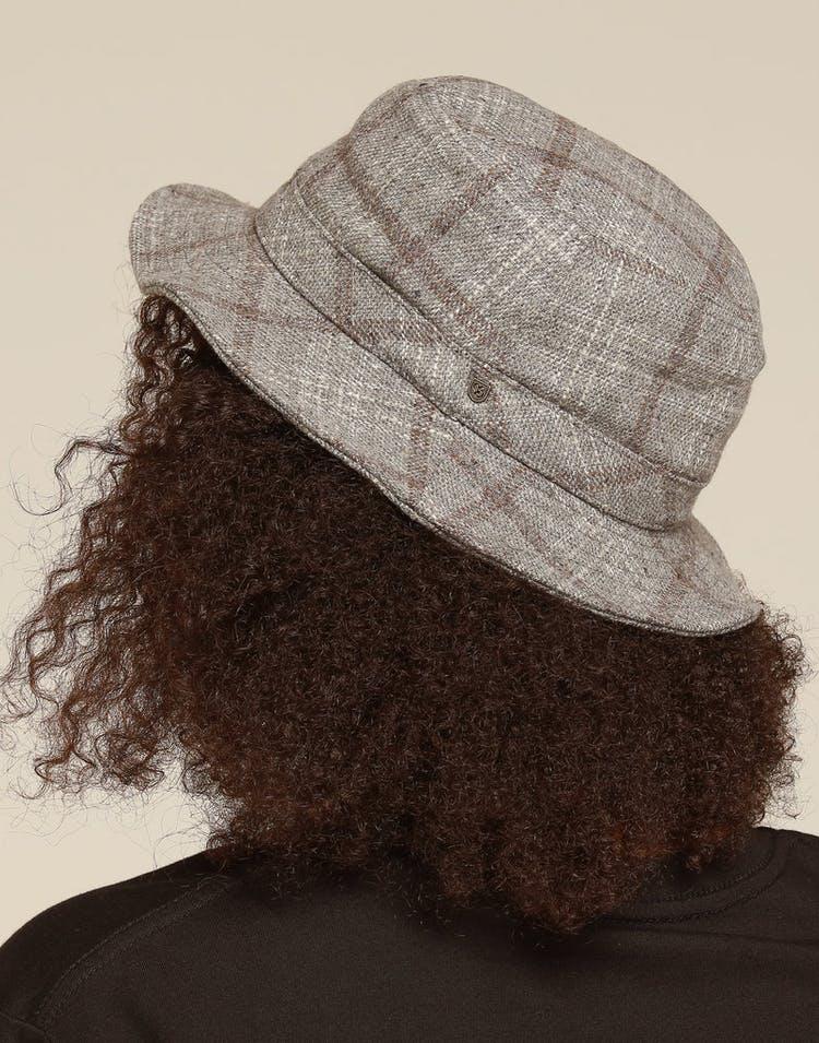 0f3f91a2196cf Brixton Women s Hardy Bucket Grey Plaid – Culture Kings