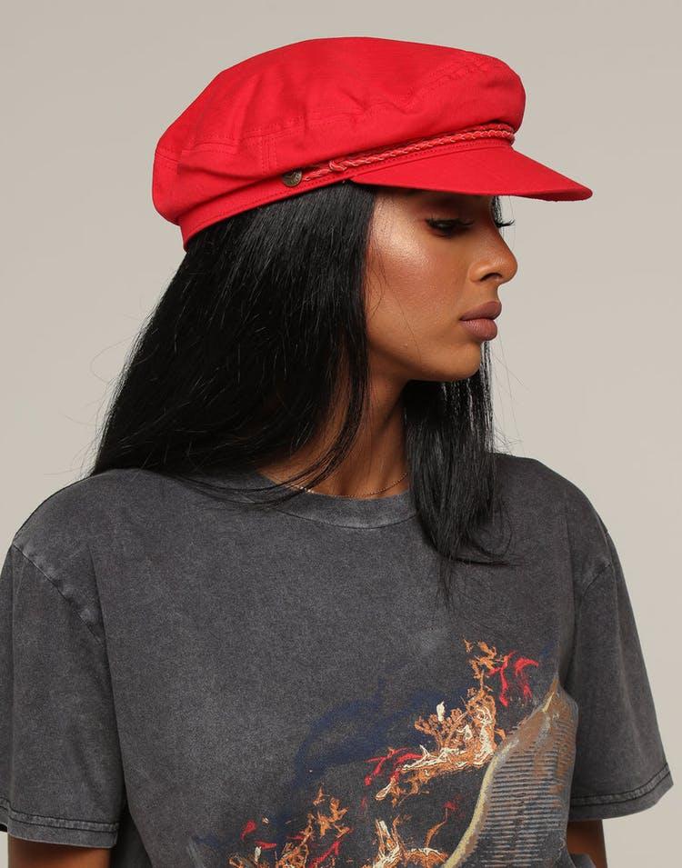 67799701b Brixton Women's Ashland Cap Scarlet