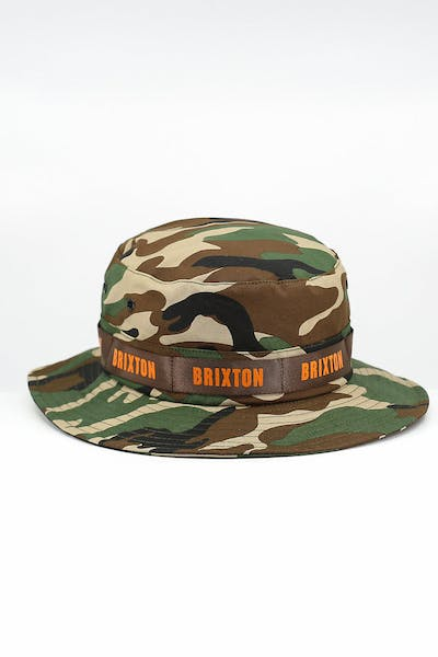 Brixton Ration II Bucket Hat Camo