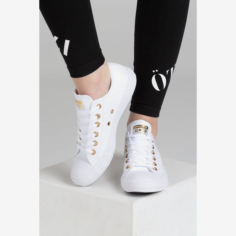 807a9c37401 Converse Chuck Taylor Craft SL Low White Gold – Culture Kings
