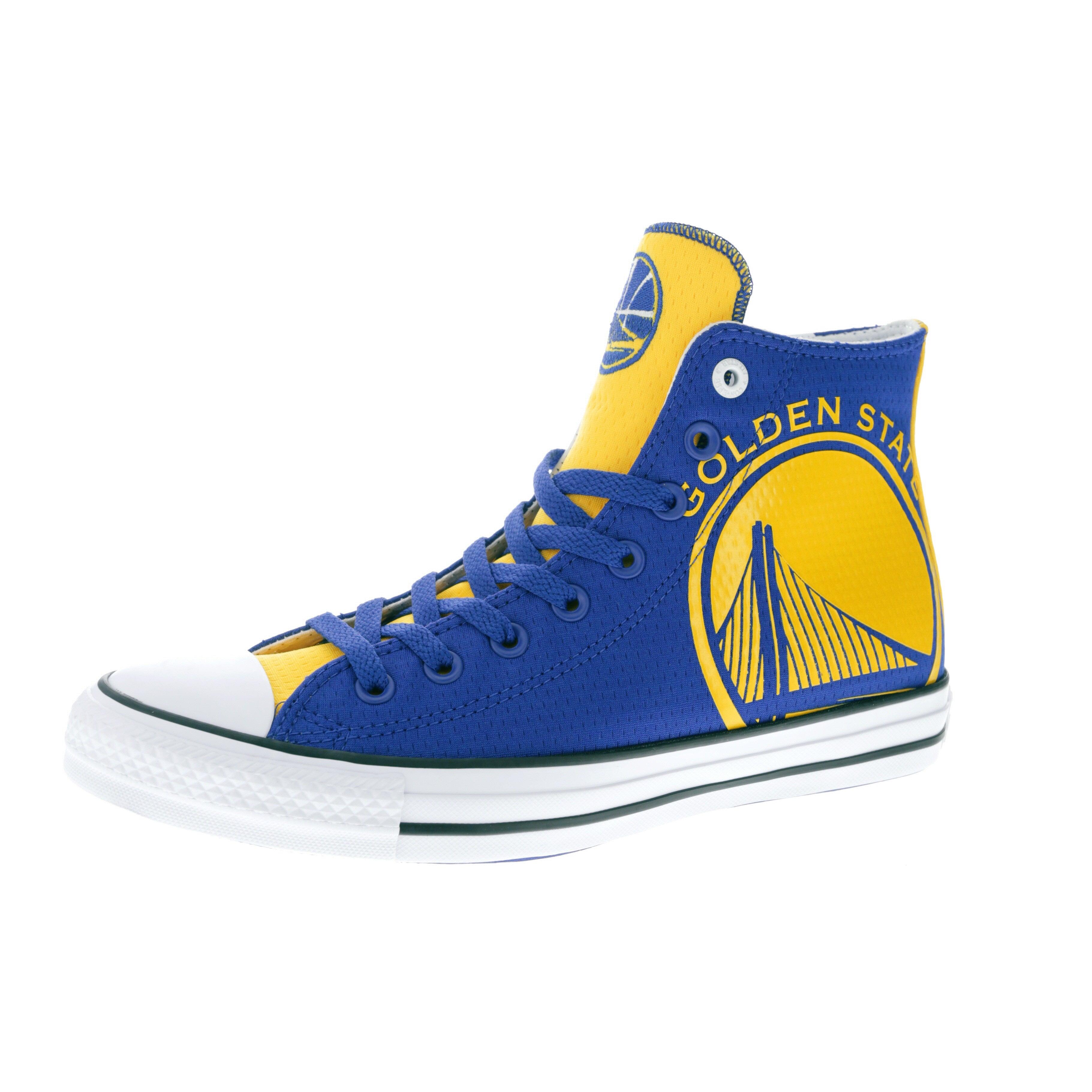 Converse X NBA Chuck Taylor All Star Hi Golden State Warriors Blue