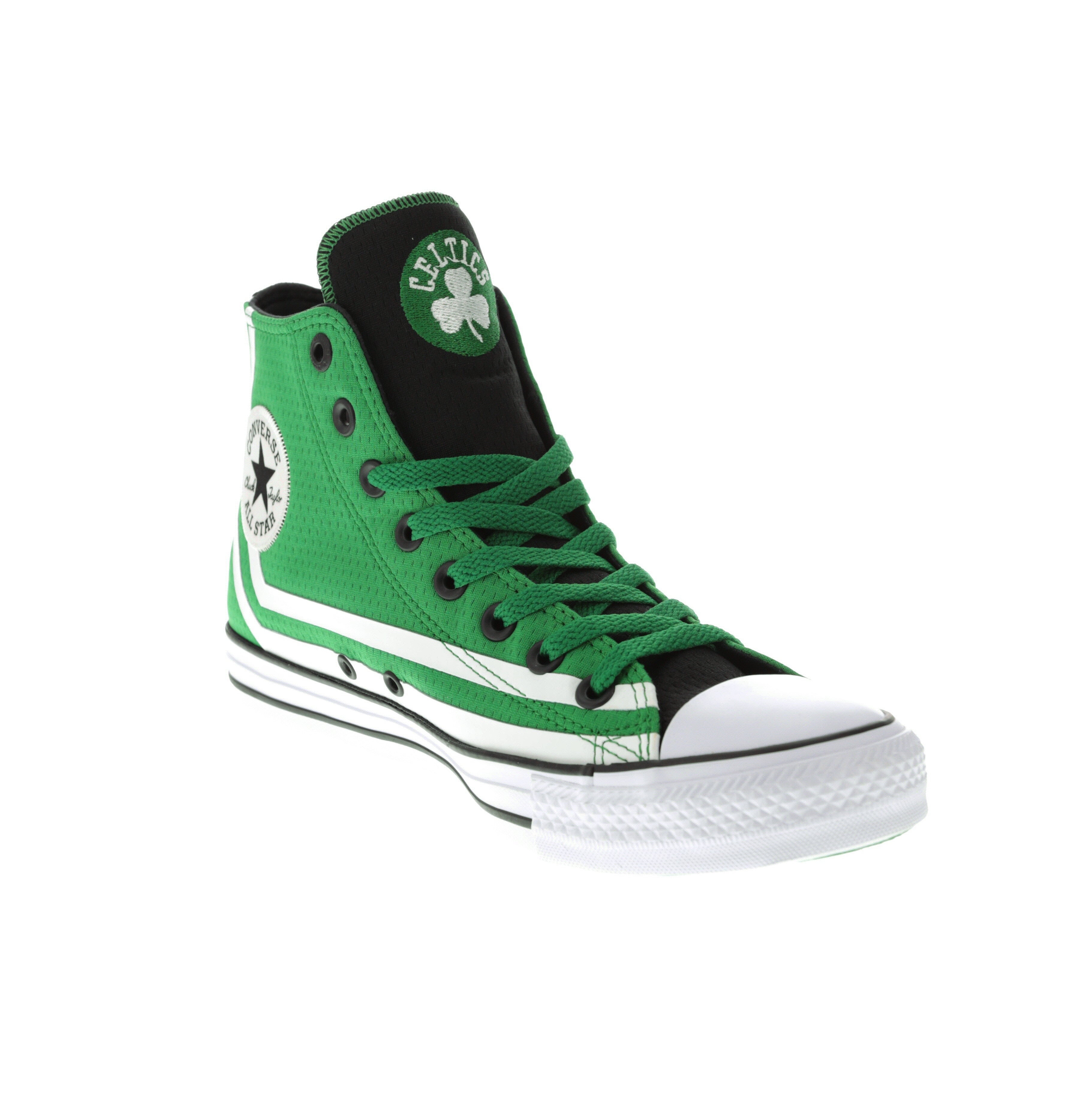 Details about Limited Edition Boston Celtics NBA Converse All Star Chuck Taylor Green Sz 6