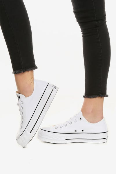 b2224b3570b4 Converse Chuck Taylor All Star Lift White Black White