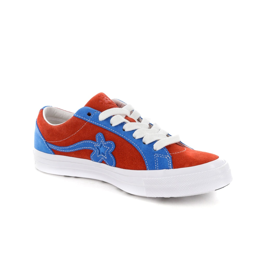 Converse One Star X Golf Le Fleur Red Blue Culture Kings
