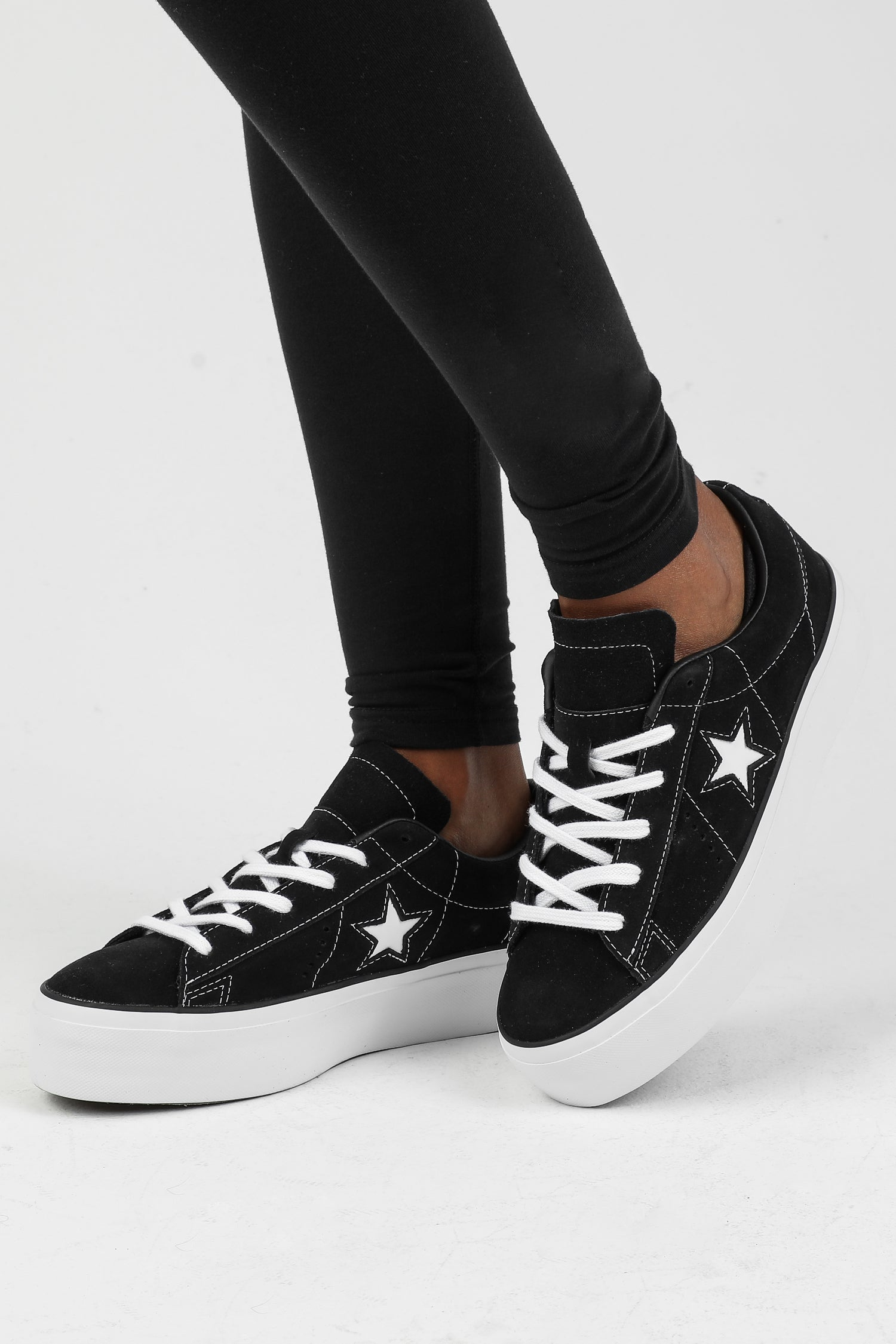 Check Out These Major Deals on Converse One Star platform