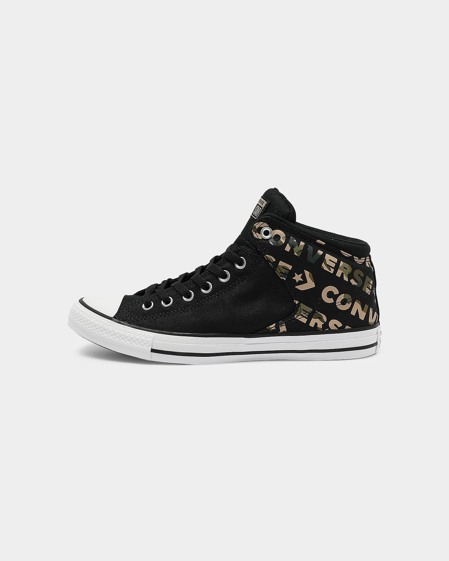 Converse CT All Star High Street BlackKhaki